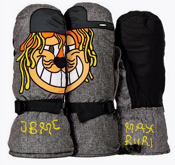 Max Buri x JBMC Gloves