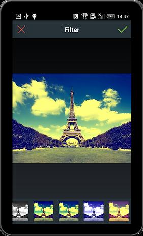 Free Photo Editor SDK | iOS & Android