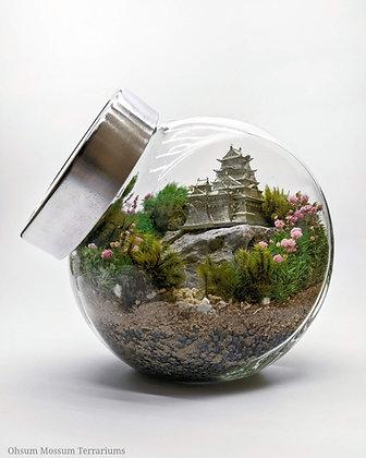 Himeji Castle Terrarium