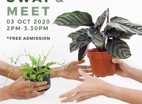 3 October 20: Plant Swap & Meet