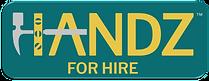 Handz for Hire Logo