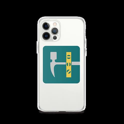 Handz for Hire iPhone Case