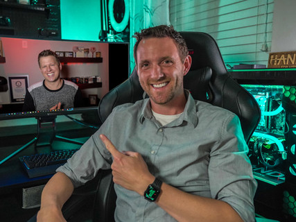 Magic with RICK SMITH Jr + ANALYTICS REVEALED: ALL YouTube EARNINGS SPENT on Gear & Studio Redesign