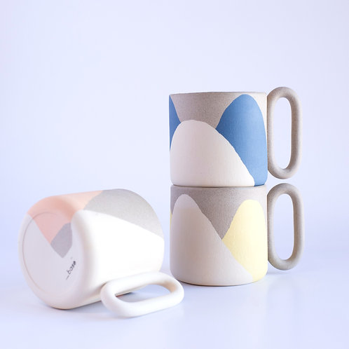 Hoop Splash Mug