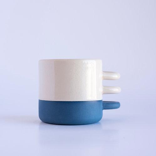 Triple hoop - Planter/holder cup