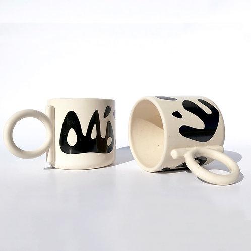 Orbit Doodle Mug