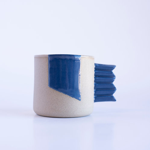 Fin - Planter/holder cup