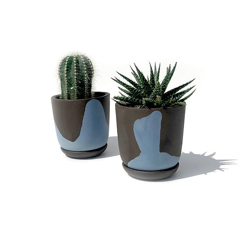 Zie planter mini - Dark