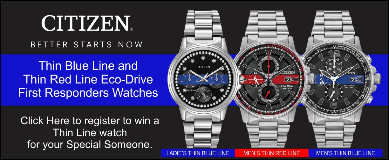 Thin Line Watch