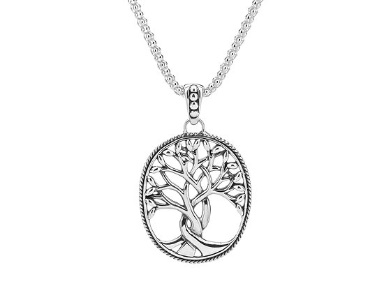 Tree of Life Large Pendant