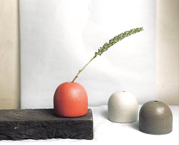 Dome Mini Vase - Pink