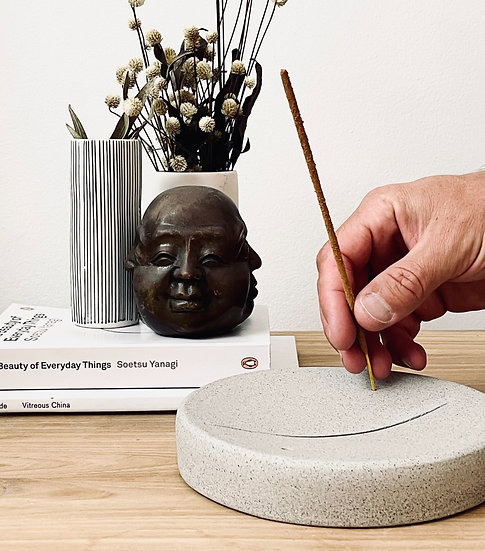 The Incense Holder - New Permanant Collection