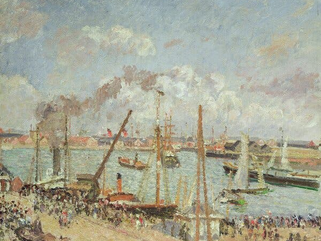 The New York Times: Heirs Sue Over Ownership of a Pissarro, Saying It Was Seized by Nazis