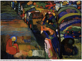 "The Lewenstein Family wants Kandinsky back: ""Stedelijk acts unethically"""