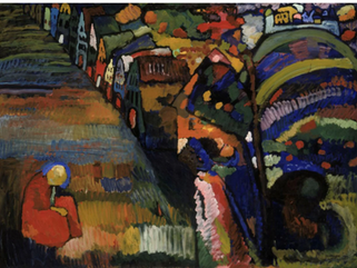NRC.NL: Amsterdam municipality may want to return Kandinsky to his heirs after all