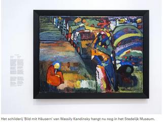 Trouw: Minister Van Engelshoven: Het belang van het museum telt niet bij de teruggave van roofkunst