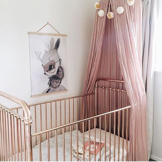 Top 5 most prettiest cots for your nursery that you can buy online