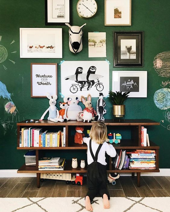 How to decorate your kids room with the Pantone Colour of the Year