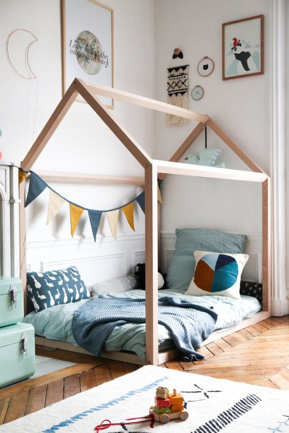 10 Cool and Fun Boys Rooms Ideas