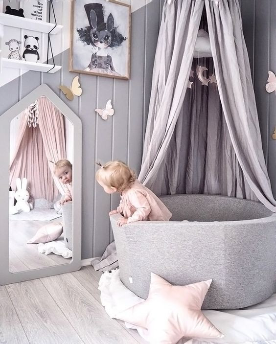 10 inspirational fun toddler playrooms