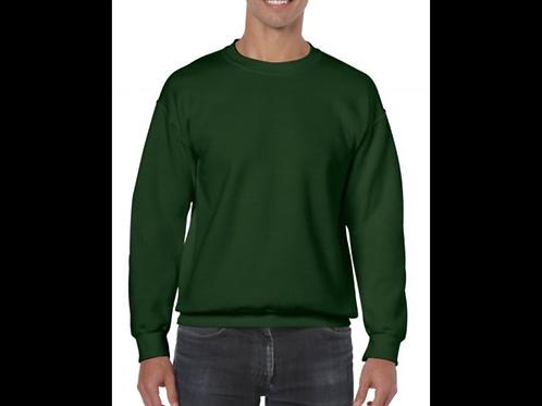 Forest Green Crewneck Sweatshirt