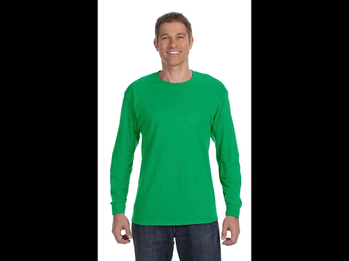 Irish Green Long Sleeve T-Shirt