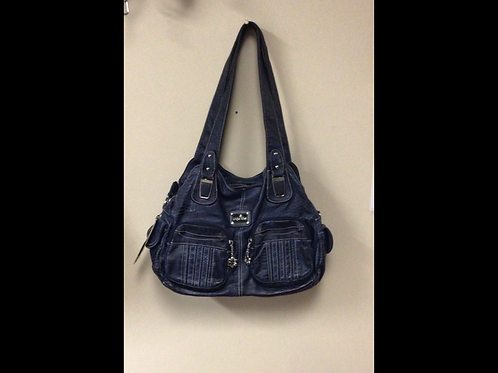 Angel Kiss Denim Handbag