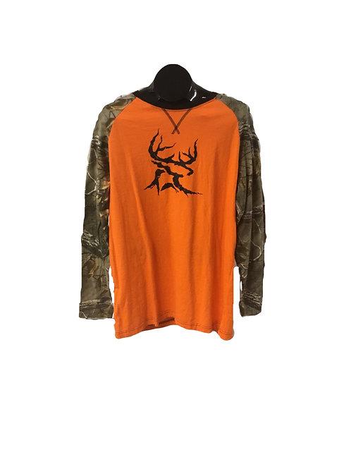Bushmaster Long Sleeve Camouflage T-Shirt