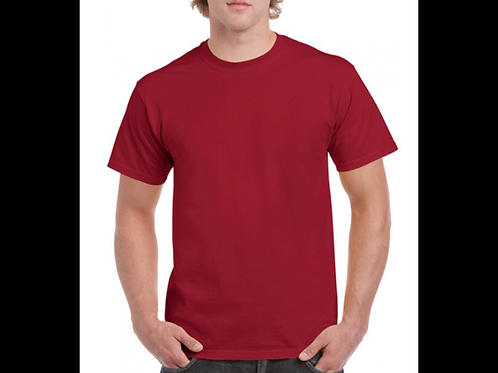 Cardinal Red Gildan T-Shirt