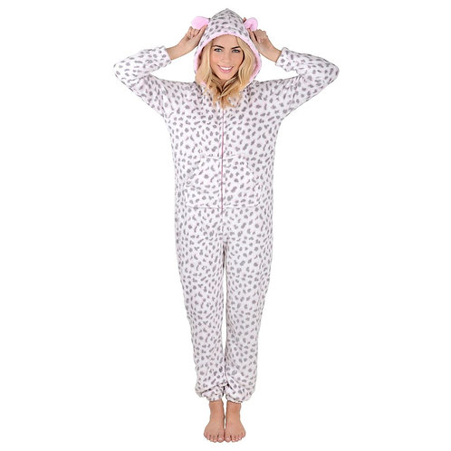 Ladies Fleece Onesie