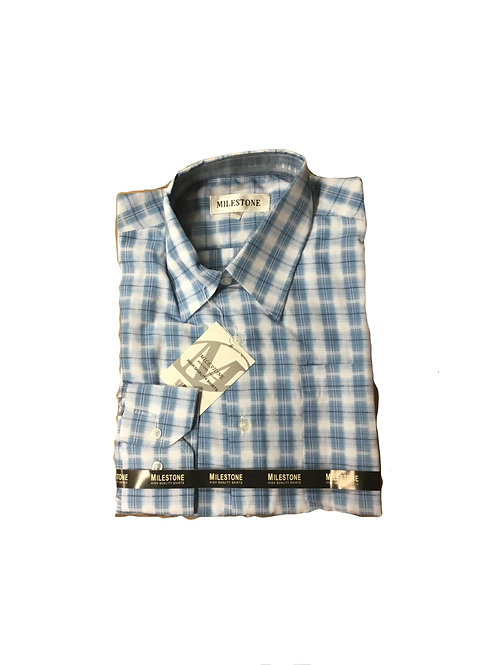 Milestone Long Sleeve Dress Shirt