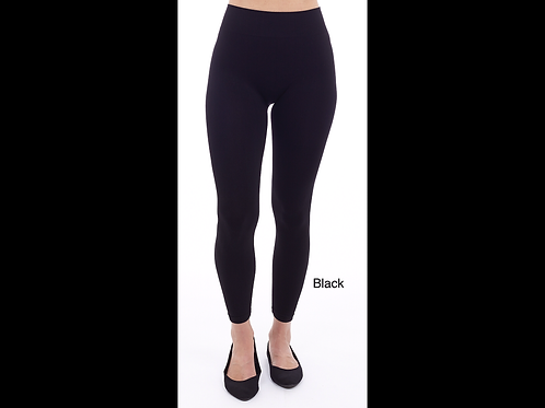 Black Cotton blend – Perfect fit legging