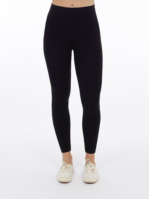 Black Nylon blend – Perfect fit leggings