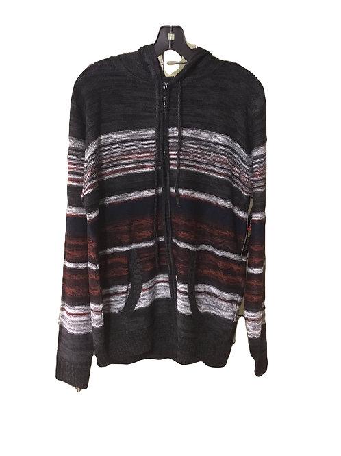 Unisex Full Zip Knit Hoodie