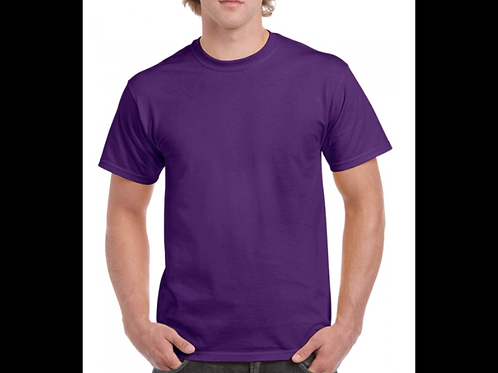Purple Gildan T-Shirt