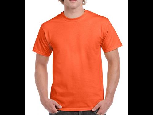 Orange Gildan T-Shirt