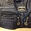 Thumbnail: Angel Kiss Denim Handbag