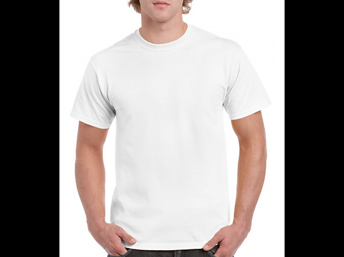 White Gildan T-Shirt