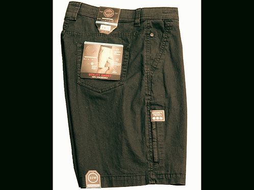 Military-Men's Utility Short with Security Pocket