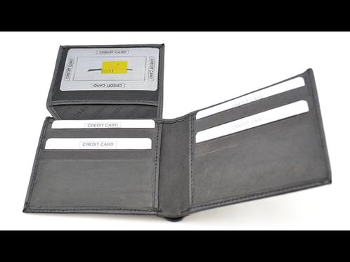 Classic Men's Bi-Fold Wallet