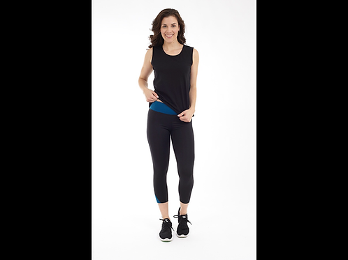 Cropped 7/8 Athletic Pants