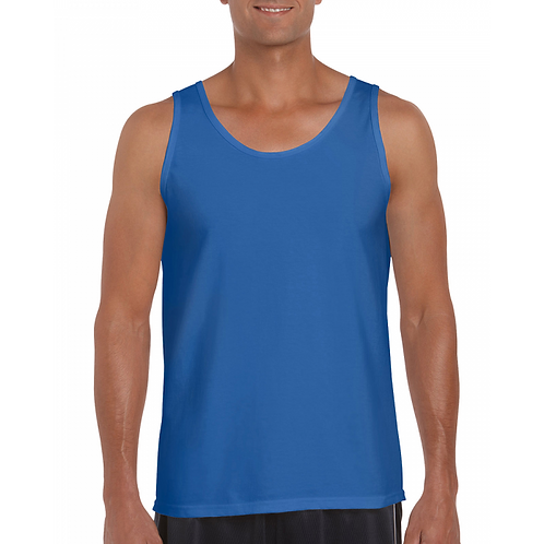 Royal Gildan Tank Top