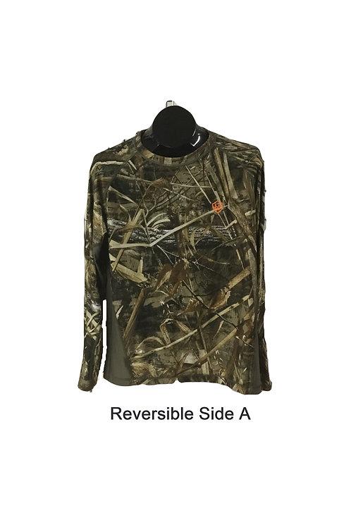 Game Winner Reversible Camouflage Top