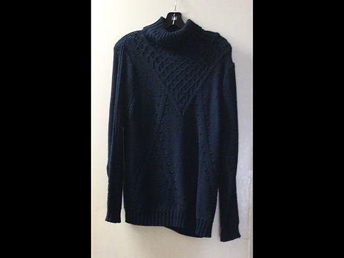 Denim DKR Apparel Knit Turtleneck Sweater