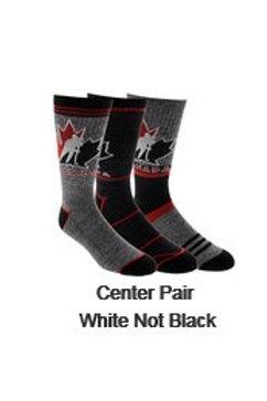 Team Canada Crew Socks