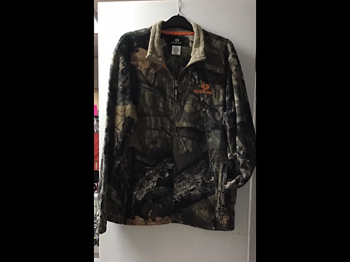 Mossy Oak Fleece Jacket