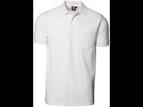 Men's ID Identity Polo with Pocket
