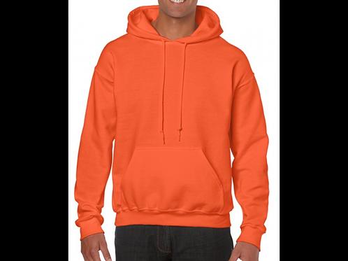 Orange Heavyweight Hoodie