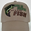 Thumbnail: Life is Simple Eat Sleep & Fish Baseball Cap