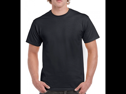 Black Gildan T-Shirt